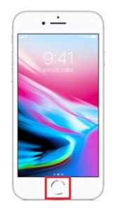iphone8 指紋認証