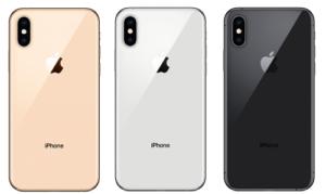 iphoneXS・XS MAXカラー