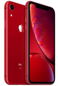 iphoneXR レッド