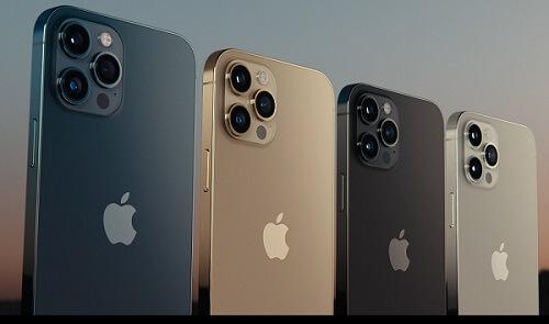 iPhone12 Pro・Pro Maxおすすめカラー