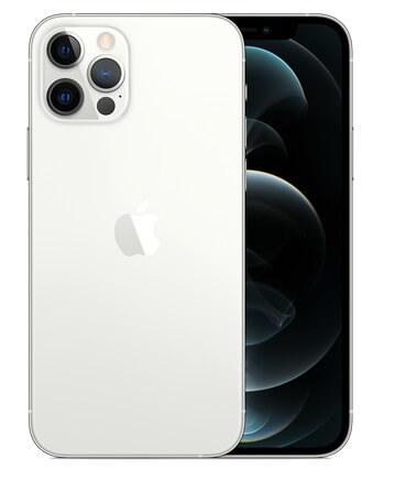 iPhone12 pro シルバー
