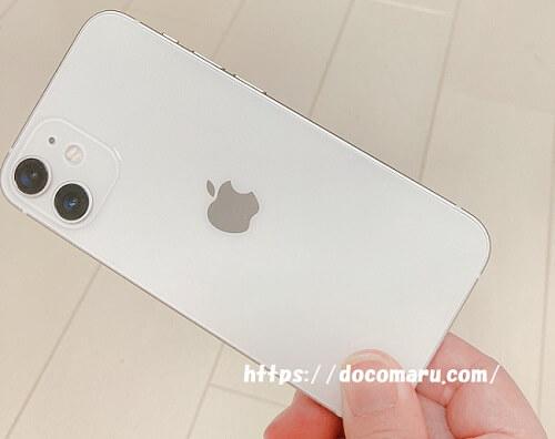 iPhone 12 mini ホワイト