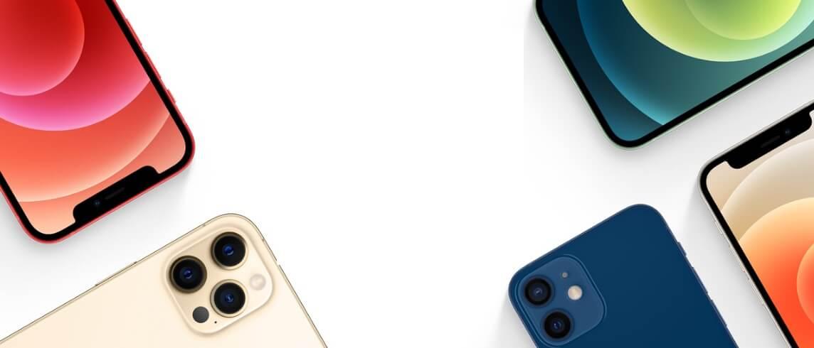 iPhone 13/mini/Pro/Pro Max発売日前の予約入荷待ち
