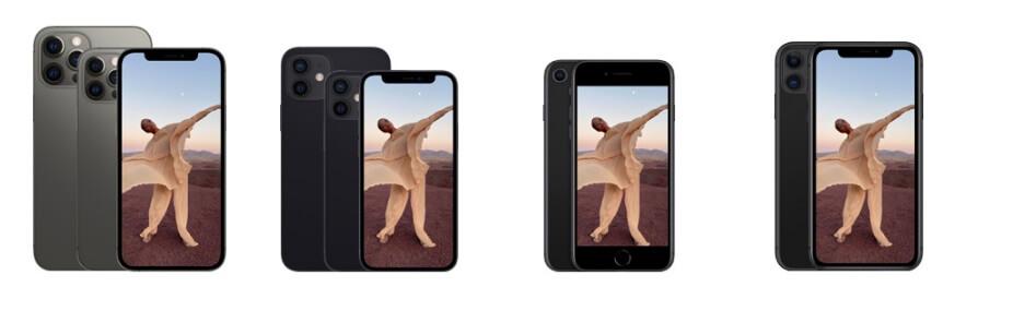ソフトバンク iPhone 13/mini/Pro/Pro Max 入荷状況